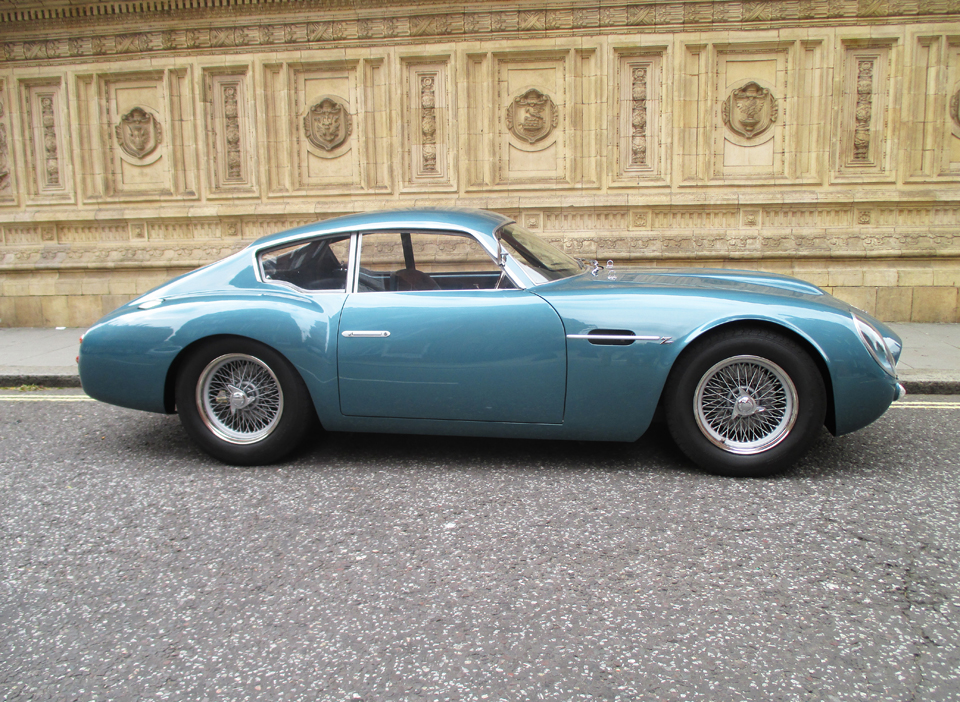 Aston Martin Gt Zagato Recreation Bradfield Cars