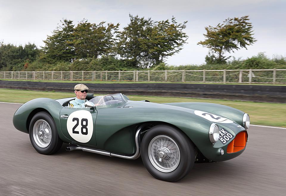 1956 Aston Martin Db3s Bradfield Cars
