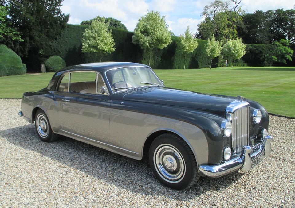 1956 bentley s1 continentalpark ward – bradfield cars