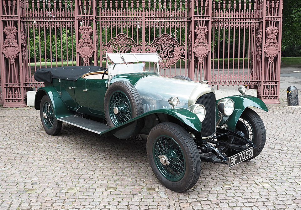 1925 Bentley 3 Litre Tourer By Gurney Nutting Bradfield Cars