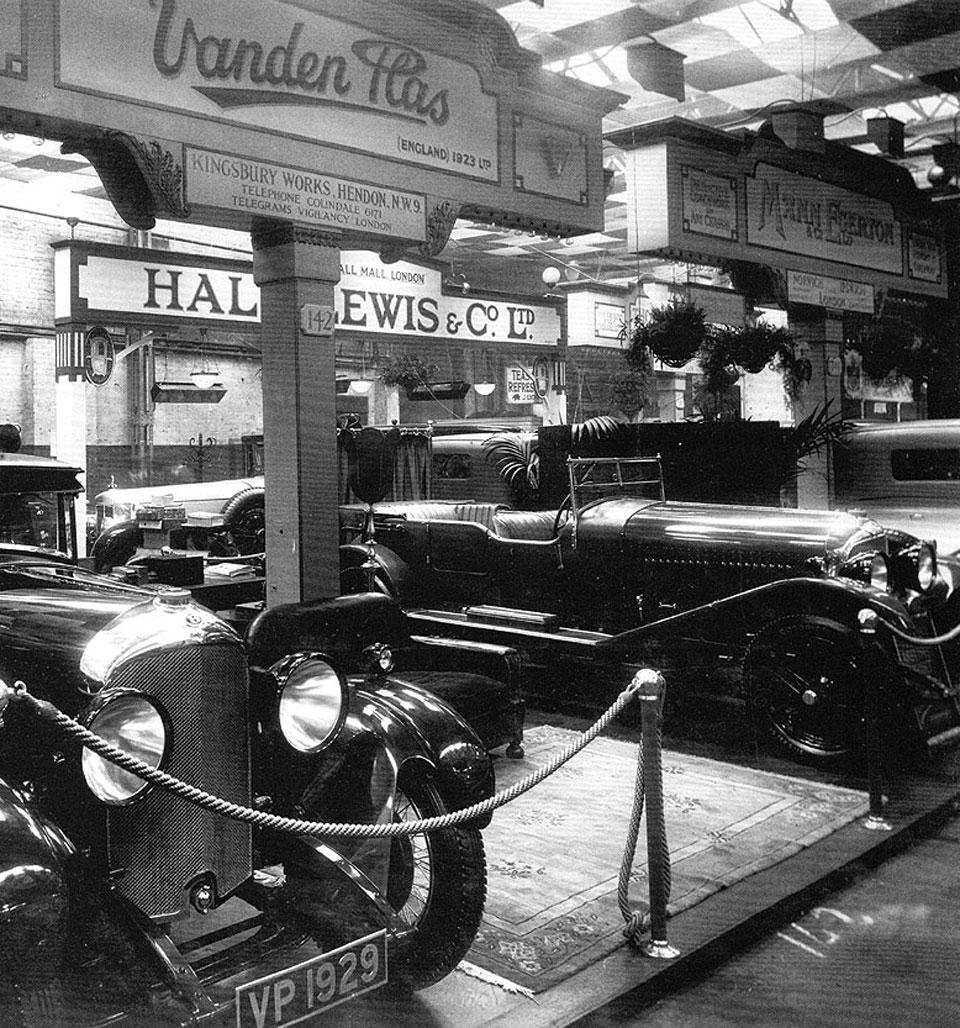 1928 Bentley 4.5 Litre Le Mans – Bradfield Cars